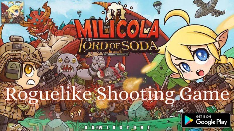 เกม Milicola: The Lord of Soda