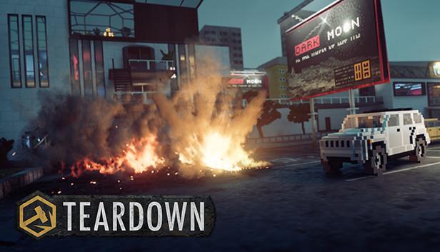 เกม Teardown