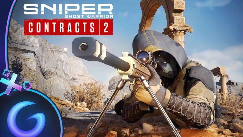 เกม Sniper Ghost Warrior Contracts 2