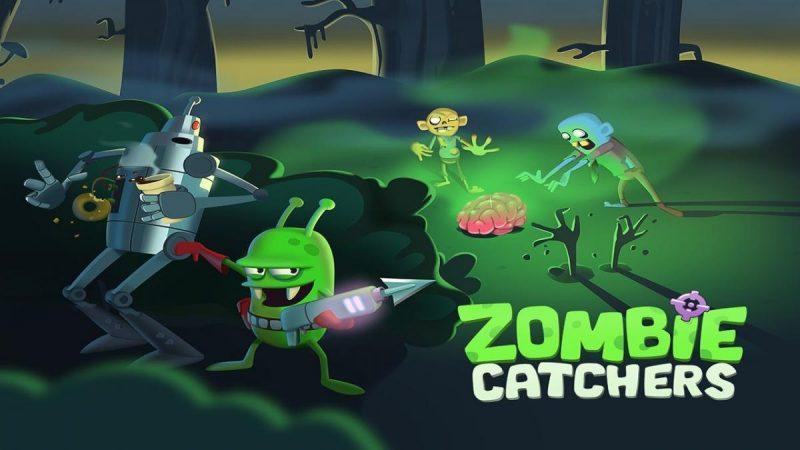 เกม Zombie Catchers