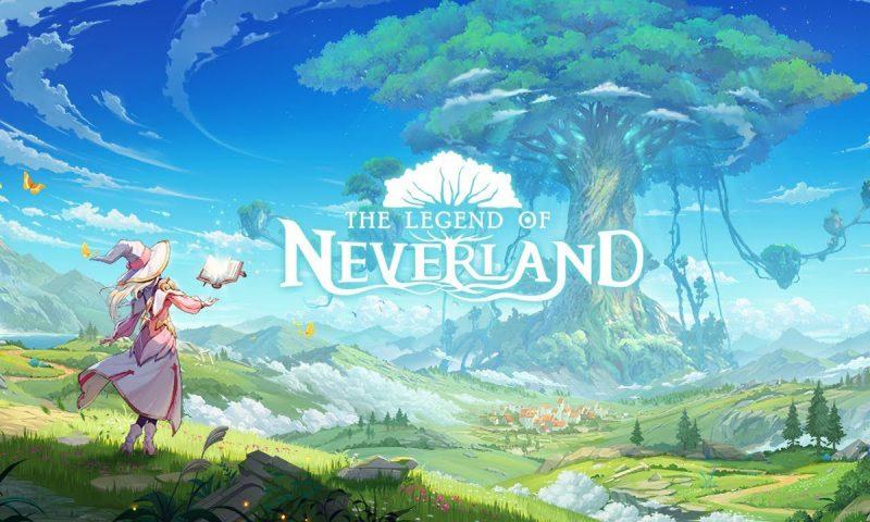 เกม The Legend of Neverland